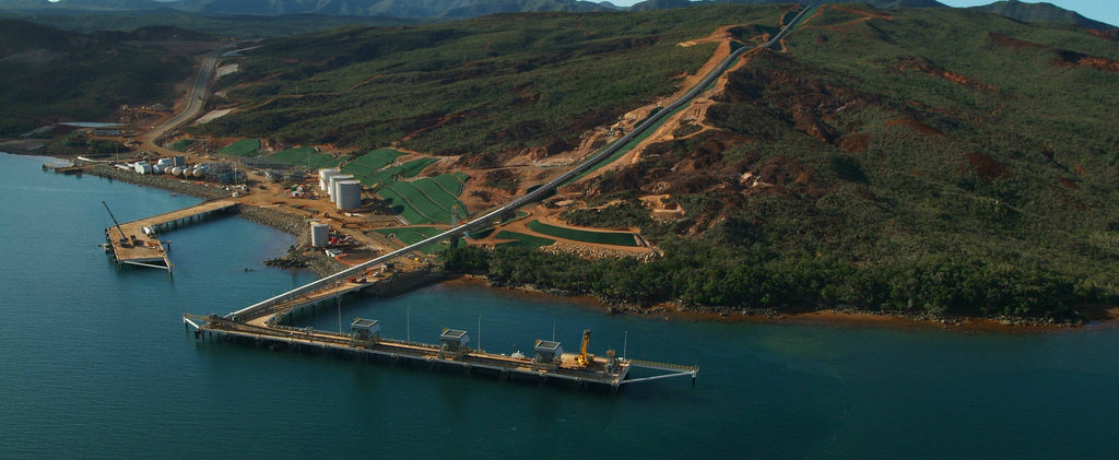 Vale says still looking to sell stake in New Caledonia nickel mine